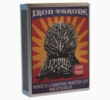 King's Landing Match Co by JamesShannon