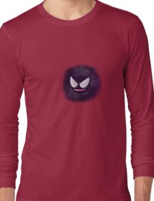 Ghostly Gastly Long Sleeve T-Shirt
