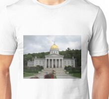 Vermont State House Unisex T-Shirt