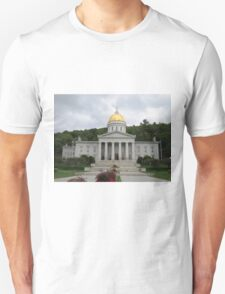Vermont State House T-Shirt