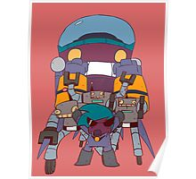 ROBOT RAMPAGE Poster
