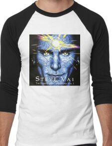 STEVE VAI ALBUMS 2 Men's Baseball ¾ T-Shirt