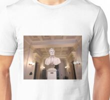Lincoln in the Vermont State House Unisex T-Shirt