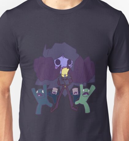 Gregg's Cursed Army Unisex T-Shirt