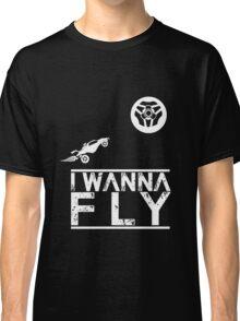 Rocket tribute  Classic T-Shirt