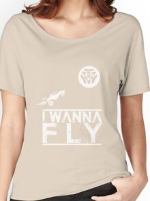 Rocket tribute  Women's Relaxed Fit T-Shirt