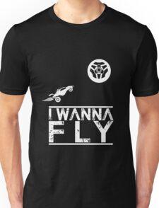 Rocket tribute  Unisex T-Shirt