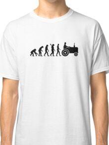 Evolution Tractor Classic T-Shirt