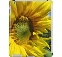 Sunflower Of The Year iPad Case/Skin
