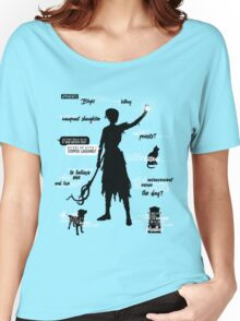Dragon Age - Morrigan Quotes Women's Relaxed Fit T-Shirt