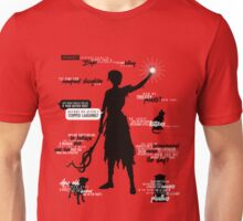 Dragon Age - Morrigan Quotes Unisex T-Shirt