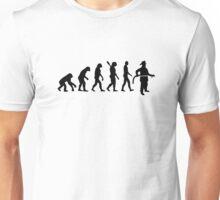 Evolution Firefighter Unisex T-Shirt