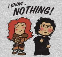 I Know Nothing... T-Shirt