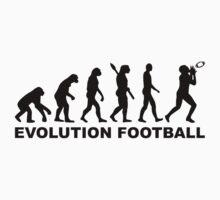 Evolution Football One Piece - Short Sleeve
