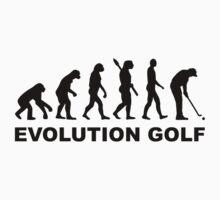Evolution Golf One Piece - Long Sleeve