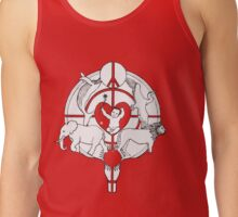 Army of love pen drawing Tank Top