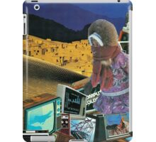 TV Mountain iPad Case/Skin