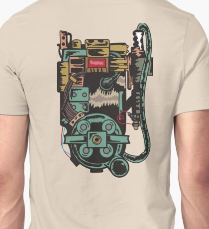 Proton pack (Ghostbusters) Unisex T-Shirt