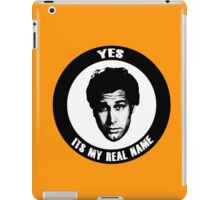 Chevy Chase Tribute. iPad Case/Skin
