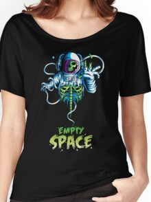 Empty Space Women's Relaxed Fit T-Shirt