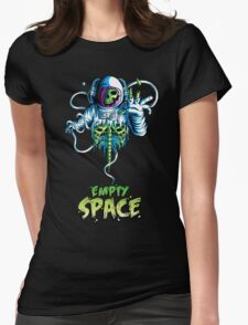 Empty Space Womens Fitted T-Shirt