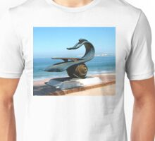 NATURE AS MOTHER--PUERTO VALLARTA SCULPTURE Unisex T-Shirt