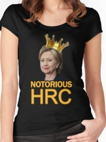 Notorious HRC Women's Fitted Scoop T-Shirt