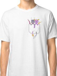 Pocket Spyro And Cynder Classic T-Shirt