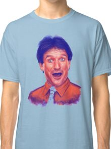 Young Robin Williams Classic T-Shirt