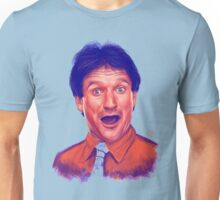 Young Robin Williams Unisex T-Shirt