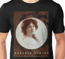 Performing Arts Posters Eleanor Robson 0470 Unisex T-Shirt