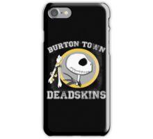 Burton Town Deadskins (Jack) iPhone Case/Skin