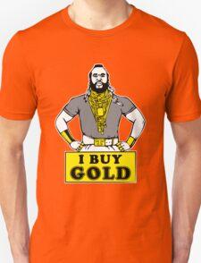 I Buy Gold T-Shirt