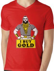 I Buy Gold Mens V-Neck T-Shirt