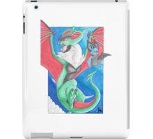 Noivern + Noibat iPad Case/Skin