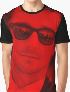 Shia Labeouf - Celebrity Graphic T-Shirt
