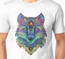 Pattern wolf Unisex T-Shirt