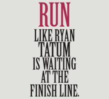 Run like Channing Tatum  T-Shirt