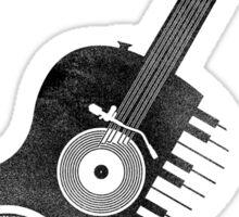 Acoustic Remix Sticker