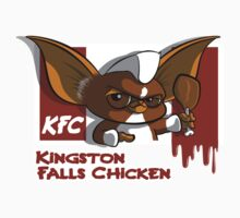 Kingston Falls Chicken Kids Tee