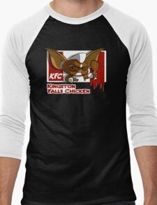 Kingston Falls Chicken Men's Baseball ¾ T-Shirt