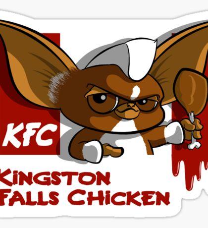 Kingston Falls Chicken Sticker