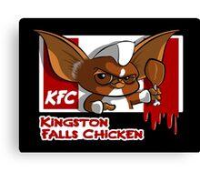 Kingston Falls Chicken Canvas Print