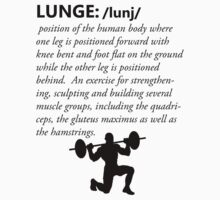 Lunge Definition One Piece - Long Sleeve