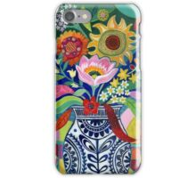 Late Summer Blooms iPhone Case/Skin