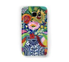 Late Summer Blooms Samsung Galaxy Case/Skin