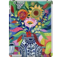 Late Summer Blooms iPad Case/Skin