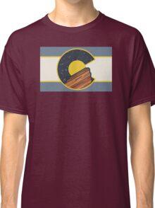 Red Rocks Colorado  Classic T-Shirt