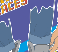 Power Laces 2.0! Sticker