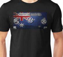 AUSSIE flag - VW Unisex T-Shirt